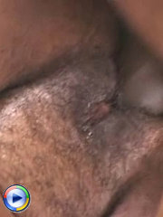 Plump ghetto mami enjoys a hard fuck with her man