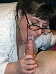 Horny mom stanley getting cummed on her face after