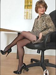 Mrs barton office manager