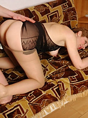 Margaret&oscar pantyhosefucking awesome mature housewife