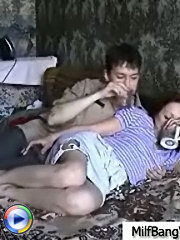 Amateur mature lady can't stand the sweet lad's charm and he won't miss her sucking skills either