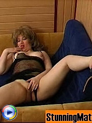 Chubby mature chick flashing her privates before enjoying wild fucking bout