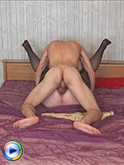 Teen's first anal leads to a creamy creampie