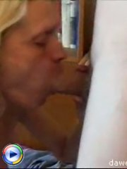 Teen fucker gives a horny old lady a wild fuck she was looking for