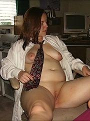 Huge titted south american bbw amateur sucking cock