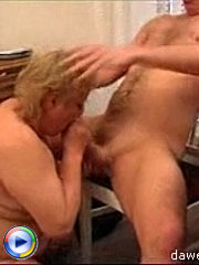 Cock starved mature housewife enjoys a hardcore fuck with a lad