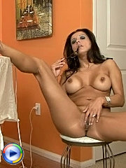 Sexy mature in lesbian orgy