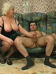 Louisa&monty raunchy mature action